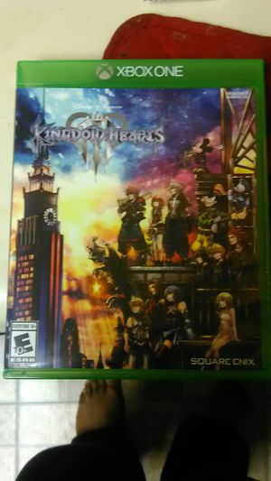 Kingdom hearts 3 for Sale in Towson, MD