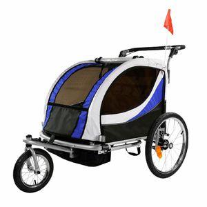 Clevr delux bike trailer/ stroller for Sale in Dallas, TX