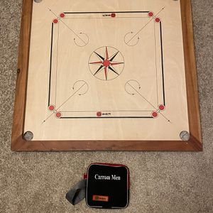 Carrom Board Game كيرم for Sale in Hyattsville, MD