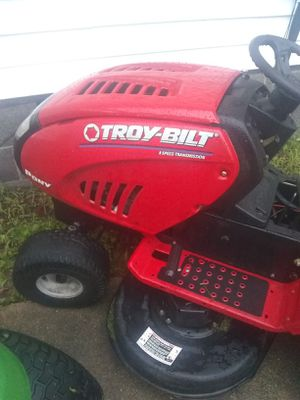 Troy bilt pony riding lawn mower 44 inch dick for Sale in Newport News, VA
