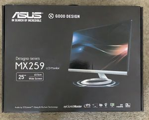"ASUS 25"" Monitor for Sale in Rexburg, ID"