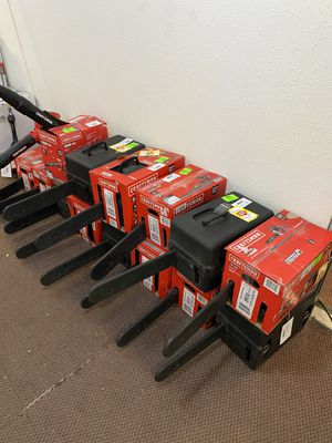 Gas chainsaw ! Brand new for Sale in Austin, TX