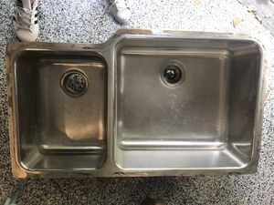 Stainless Steel kitchen sink for Sale in Houston, TX