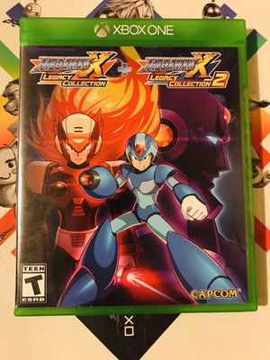 Mega Man X collection 1&2 Xbox one for Sale in San Diego, CA