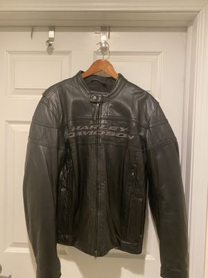 Harley Davidson leather jacket XL for Sale in Franklin Park, IL