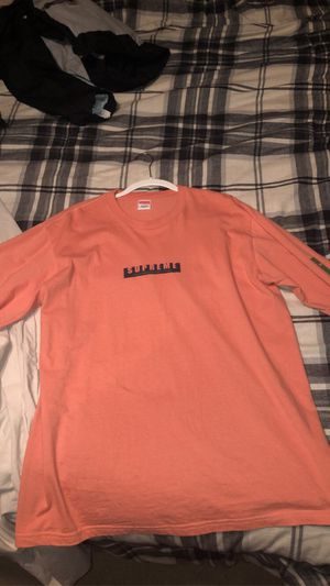 """Supreme """"Since 1994"""" Long Sleeve Tee (Terra Cotta) for Sale in Durham, NC"""