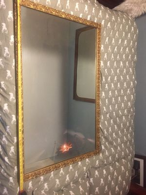 Large Antique Mirror for Sale in Port Orchard, WA