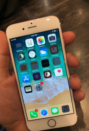 iPhone 6s cheap for Sale in Laveen Village, AZ