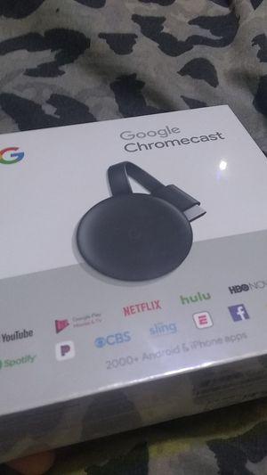 Google Chromecast brand new for Sale in Holland, MI
