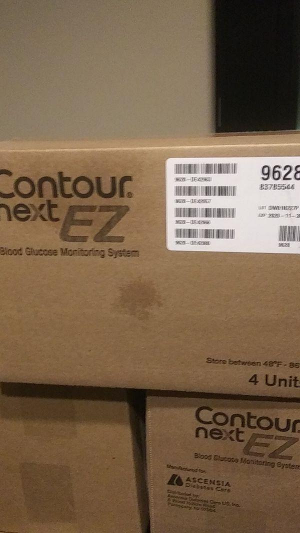 Contour next EZ