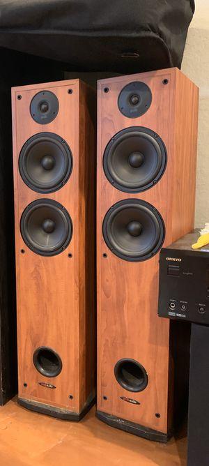 Polk audio speakers for Sale in Hayward, CA