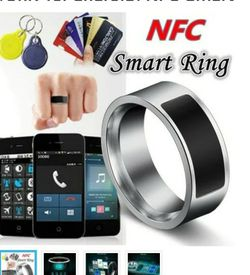 Nfc Ring See Pics For Info New Never Used for Sale in Woodburn,  OR