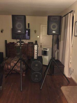 Speaker package for Sale in Los Angeles, CA