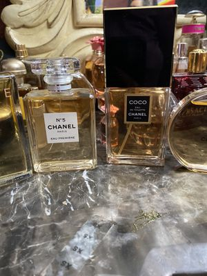 Chanel perfume for Sale in Fontana, CA