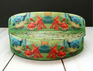 Wallykazam Grosgrain Ribbon (3 Yards) for Sale in San Antonio, TX