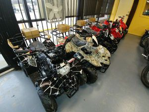110 cc for kids for Sale in Grand Prairie, TX