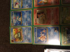 japanese pokemon cards for Sale in Kearns, UT