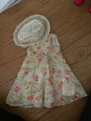 American Girl Doll flower and garden outfit for Sale in Haines City, FL