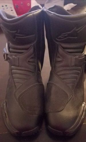 Motorcycle Boots 10.5 for Sale in MONTE VISTA, CA