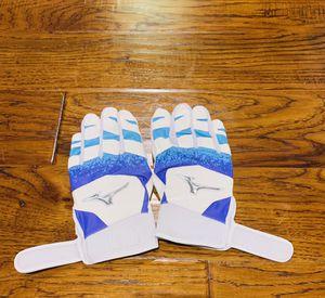 Mizuno, Softball Batting Gloves Size: Women's Large for Sale in Trenton, NJ