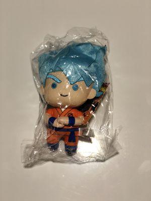 Dragon Ball SSGSS Goku 6.5 inch plush for Sale in Phoenix, AZ