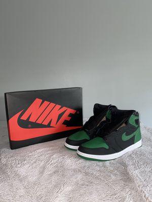 "Jordan 1 Retro High ""Pine Green"" | Size 12 for Sale in Glenshaw, PA"