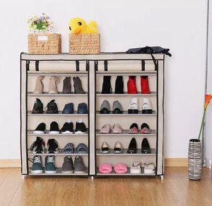 Shoe Rack Storage Shelf Shoe Organizer for Sale in Los Angeles, CA