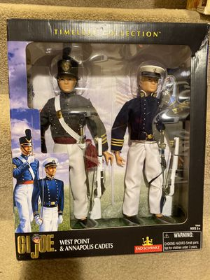 USNA and West Point GI Joes Rare Toy and collectible for Sale in Millersville, MD