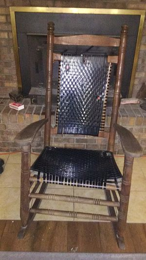 My Grandfather's rocking chair for Sale in Valley Grande, AL