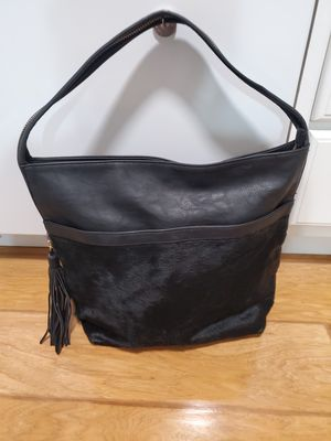 Big Buddha Black hobo handbag for Sale in Glen Ellyn, IL