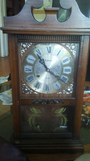 Samco 36 day antique clock for Sale in Gray Court, SC