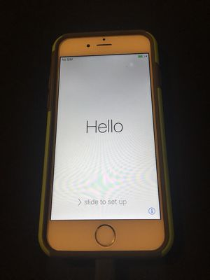 iPhone 6 for Sale in Humble, TX