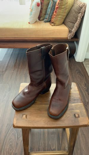 DINGO MEN BOOTS - Brown - Size 91/2 for Sale in Fort Lauderdale, FL