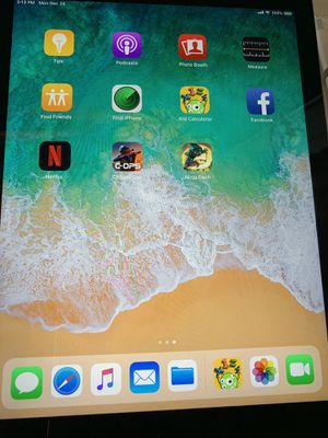 Ipad 6th Generation Space Grey for Sale in Humble, TX