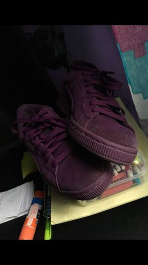 Purple pumas for Sale in Columbus, OH