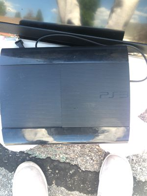 Ps3 complete set for Sale in Heber City, UT
