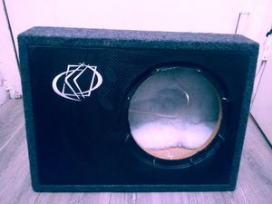 KIckER Subwoofer box for Sale in The Bronx, NY
