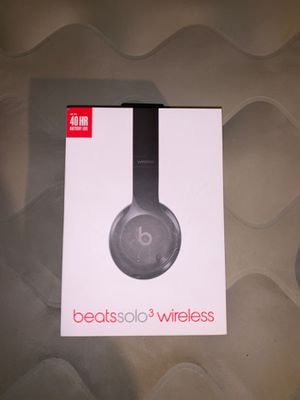Beats Solo 3 Wireless Headphones ONLY USED ONCE‼️ for Sale in Washington, DC