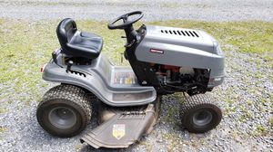 Craftsman lt 1,500 lawnmower 42 in for Sale in Myerstown, PA