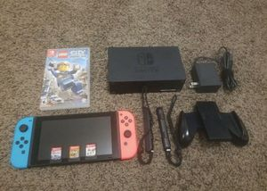 Nintendo switch for Sale in Townsend, GA