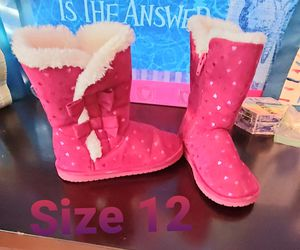 Girl's boots size 12 for Sale in McDonough, GA