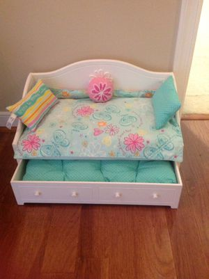 American Girl Doll trundle bed for Sale in Powhatan, VA