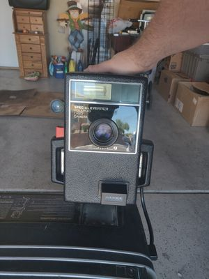 Special events 2 Polaroid Land camera for Sale in Las Vegas, NV