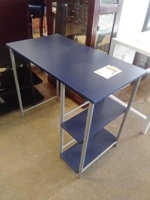 Blue Children's Desk W/ Storage Shelves for Sale in Phoenix, AZ