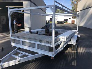 7'x14' ZEIMAN H D Utility Trailer for Sale in Diamond Bar, CA