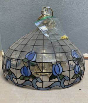 Tiffany Lamp Chandelier for Sale in Puyallup, WA