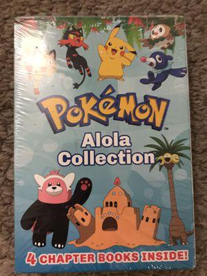Pokémon - Alola Collection - 4 Books for Sale in Hacienda Heights, CA
