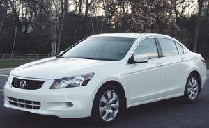 White'07 Honda Accord Clean CarFax for Sale in Wichita, KS