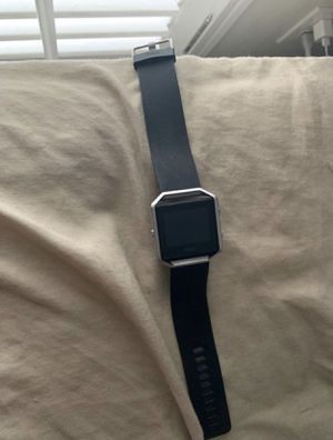 Fitbit blaze with charger for Sale in Murfreesboro, TN
