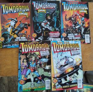 Doctor Tomorrow #1-9, 1997-1998 for Sale in Fort Defiance, VA